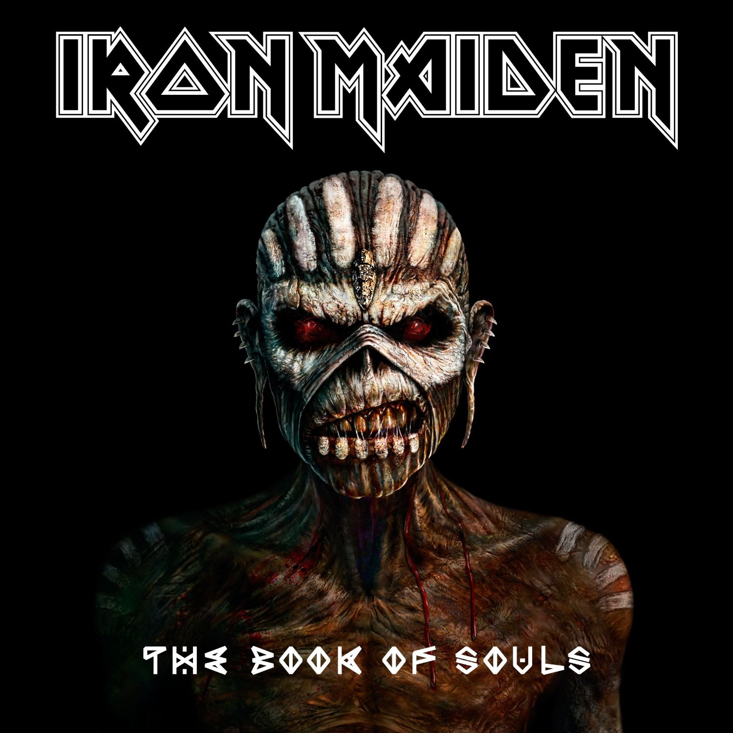 Iron Maiden-The book of souls