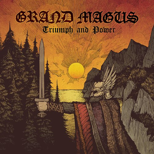 Grand Magus-Triumph and Power