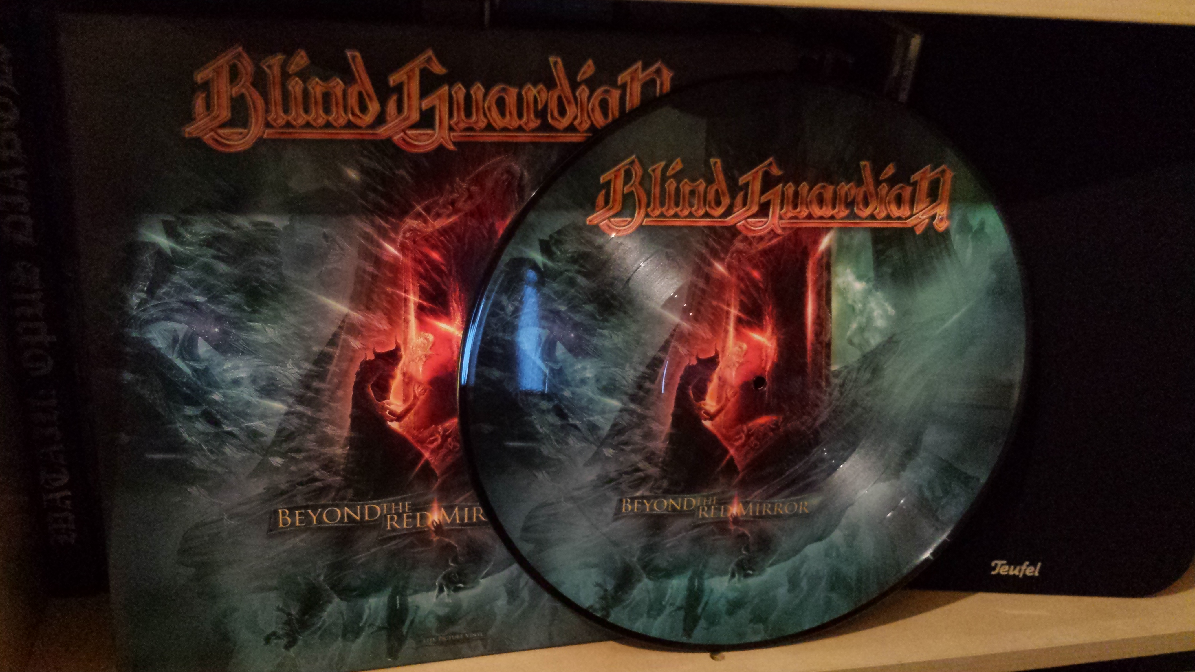 BLIND GUARDIAN-Beyond the red mirror