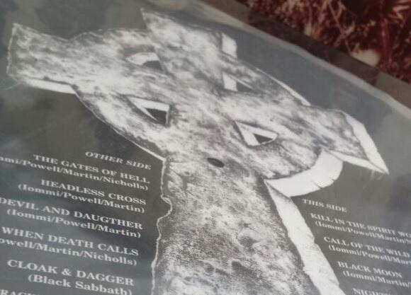 BLACK SABBATH-Headless Cross