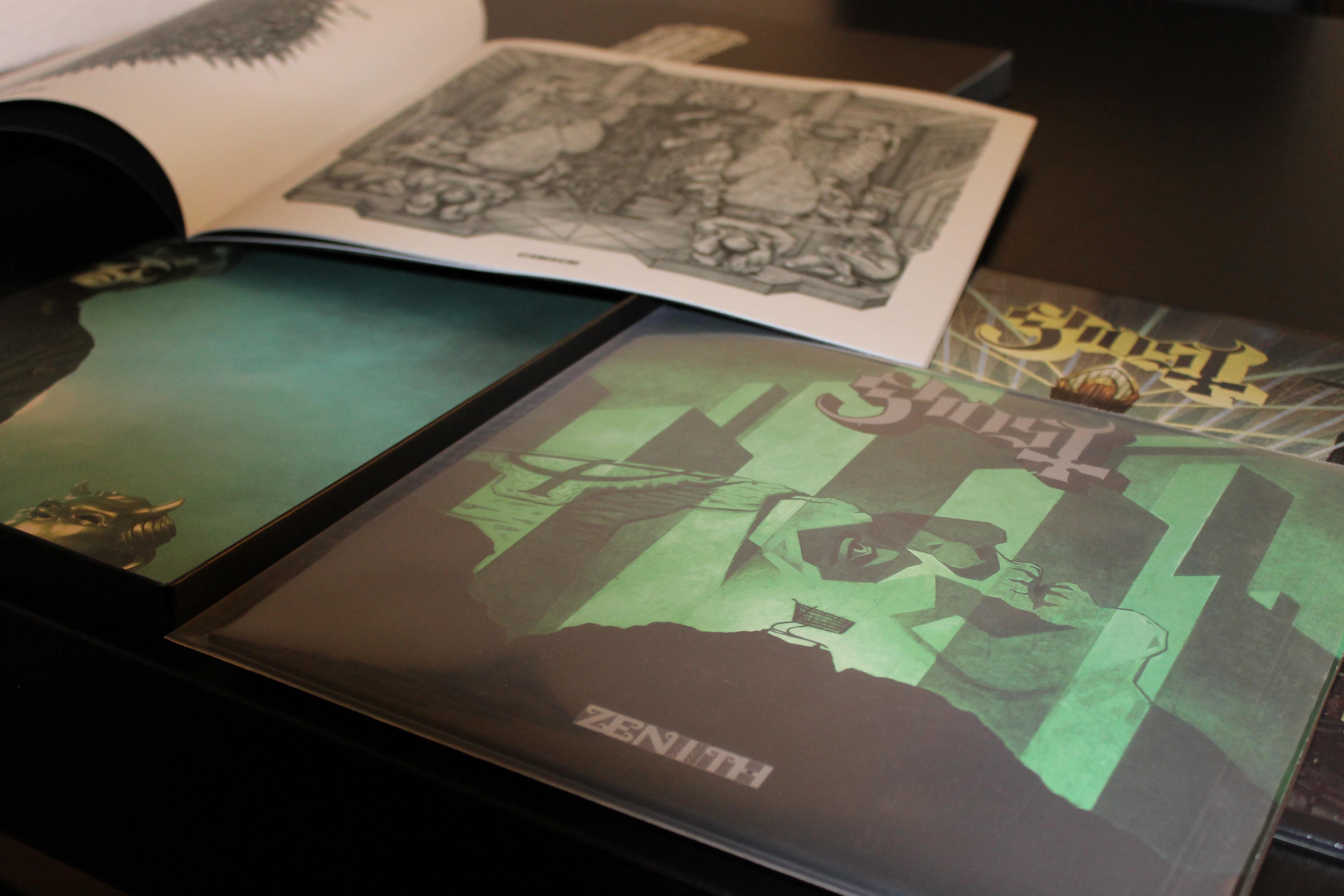 GHOST-Meliora (Deluxe Vinyl Box)