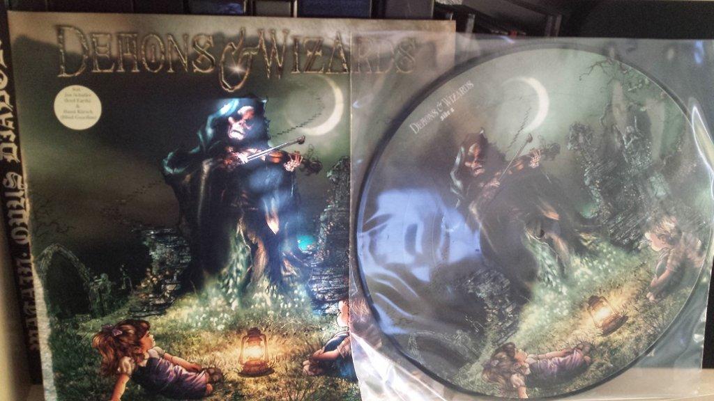 DEMONS & WIZARDS-Demons & Wizards